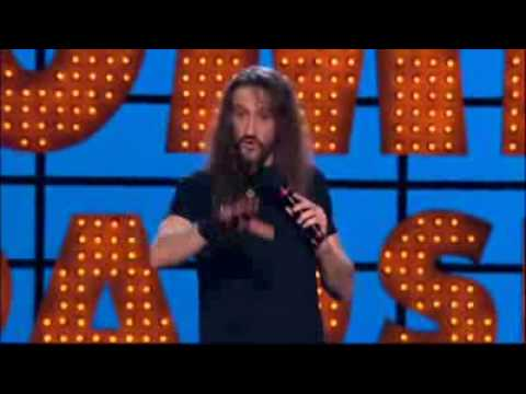 Steve Hughes on Michael McIntyre's Comedy Roadshow
