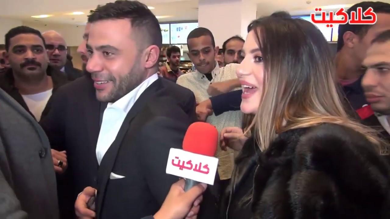 أول لقاء مع زوجة الفنان محمد عادل امام وماذا قالت له عن فيلم لص بغداد