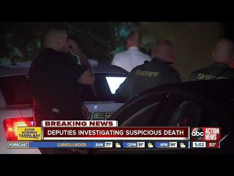 Deputies Investigating Suspicious Death At Dollar Tree Store