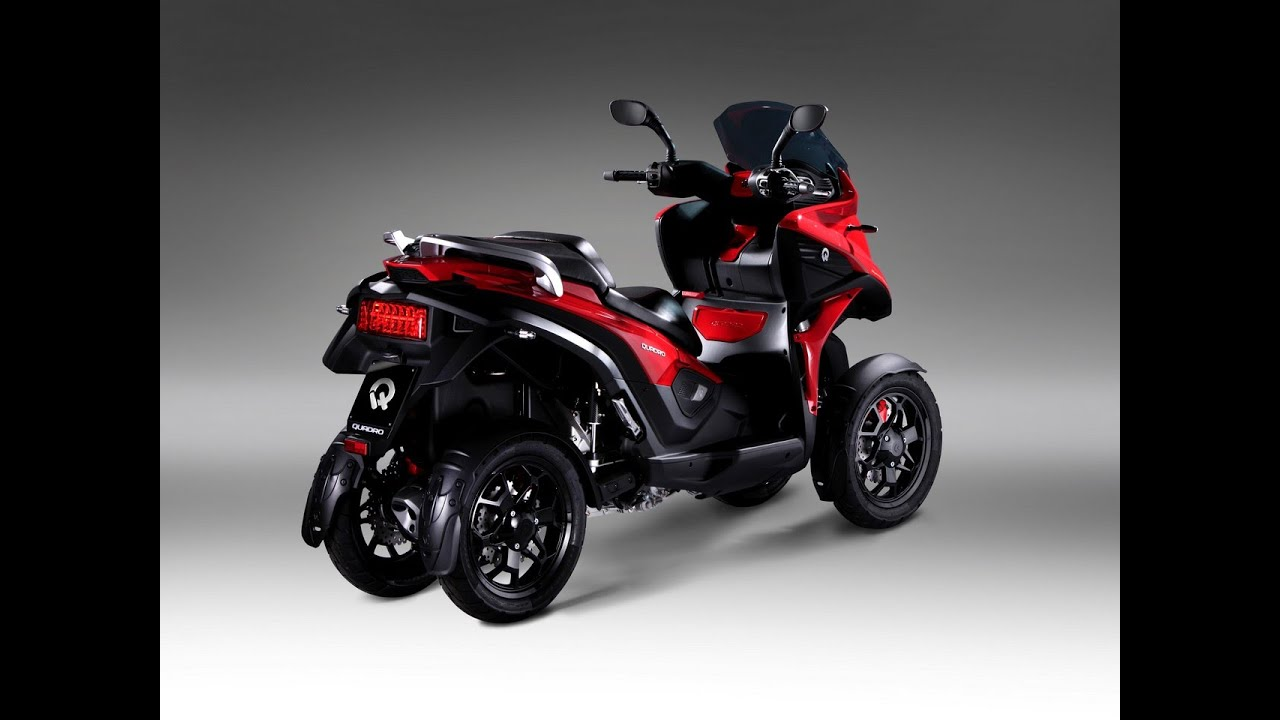 quadro 4 ruote primo scooter in uscita a maggio motodays. Black Bedroom Furniture Sets. Home Design Ideas