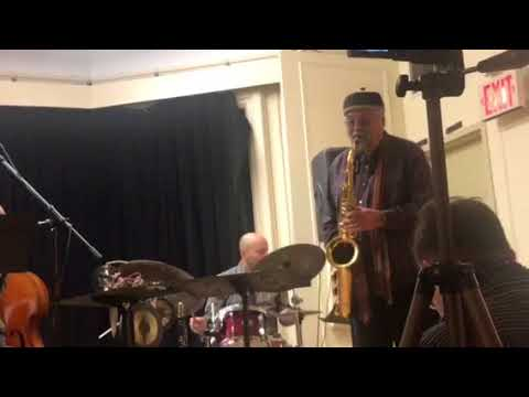 Joe Lovano at Brooklyn Conservatory of Music