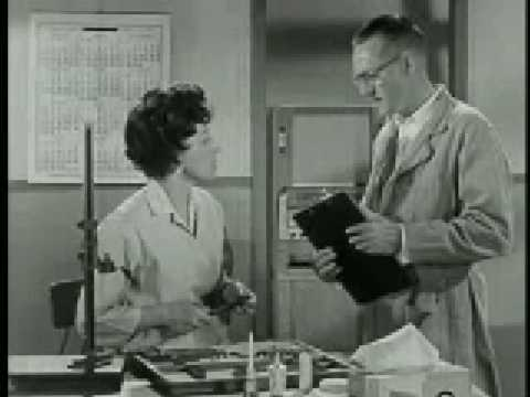 "1950s Education On ""Women"""