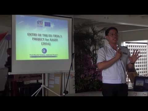 Philippine Rapid Alert System for Food and Feed