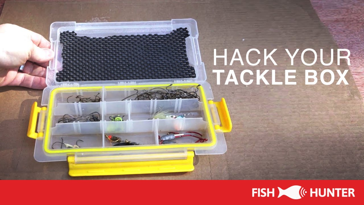 Fishing Hack - Make your Tackle Organizers Better ...
