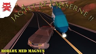 Roblox Jailbreak med Magnus - Let´s play
