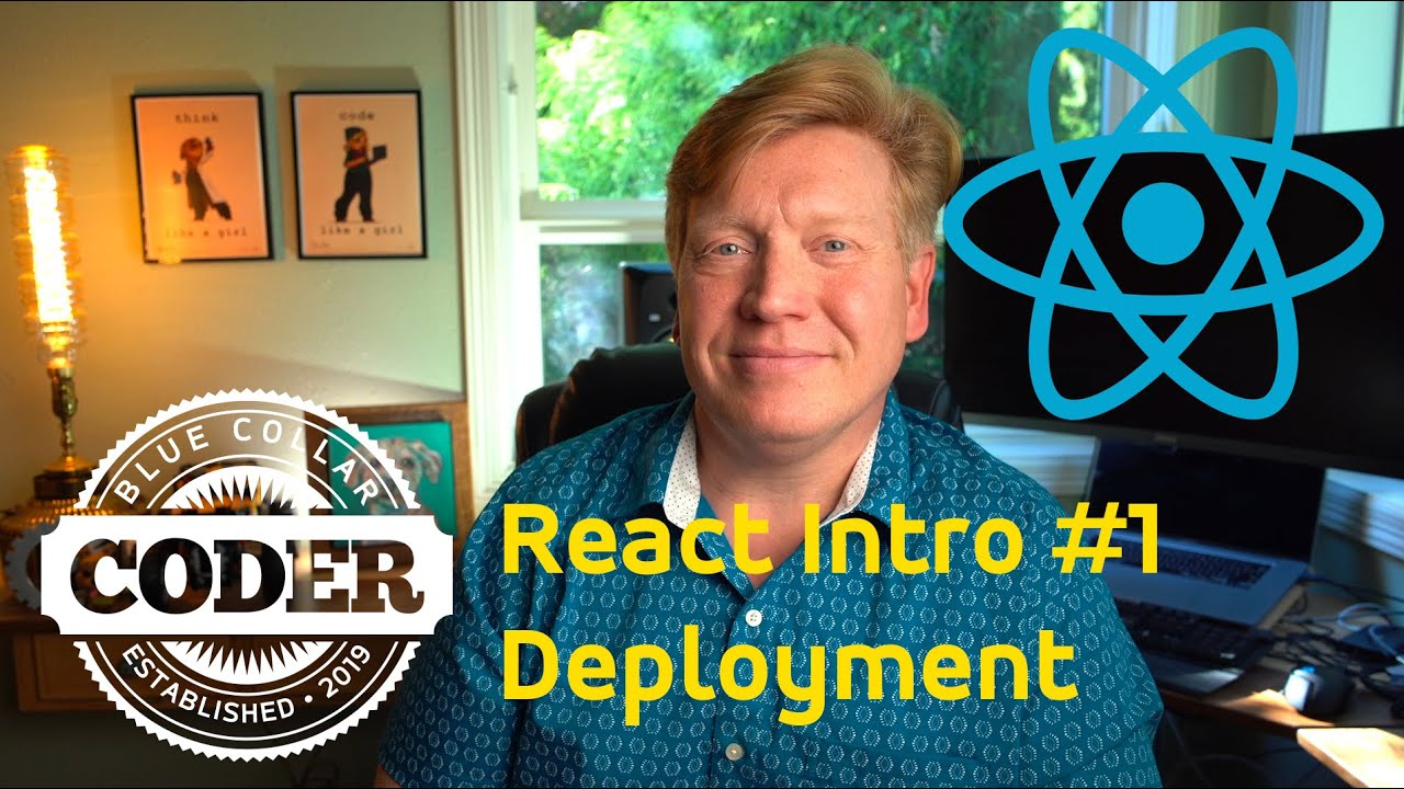 Introduction to React #1 | Deployment