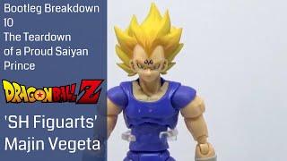 Bootleg Breakdown 10: Majin Vegeta Teardown