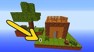 Ich bin der KLEINSTE Minecraft Spieler der Welt!