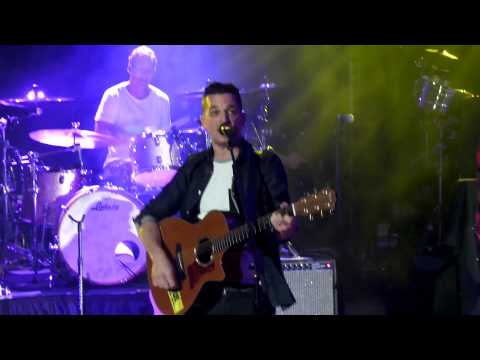 Heard The World By O.A.R. At Red Rocks