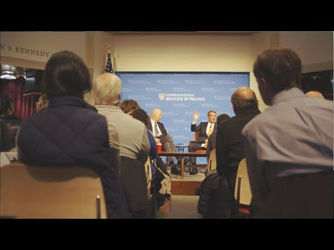Harvard Kennedy School: Where moments turn into momentum