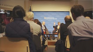 Harvard Kennedy School: Where moments turn into mo