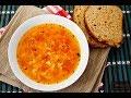 91 - КУЛИНАРИЯ -  Суп рисовый с помидорами
