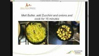 maws business lessons from cooking