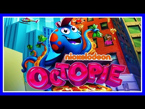 OctoPie - A Game Shakers App - iOS Gameplay Video By Nickelodeon