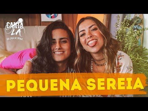 """Thalita Meneghim e Day cantam """"Pequena Sereia""""  Canta Lá Na Casa de Praia  Música Multishow"""