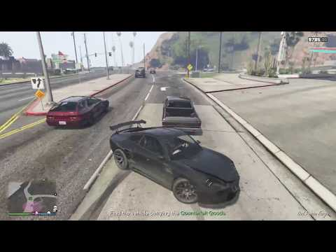 GTA V - more CEO busywork in the city - WAYNE GROW INDUSTRIES RP LP 60