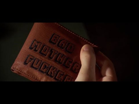 pulp fucker bad mother fiction wallet