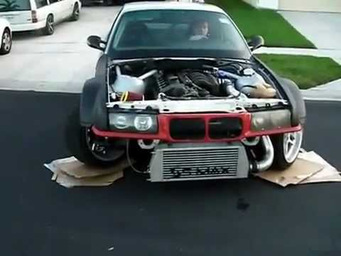 SLR Super Angle Drifting Kit for BMW 3series E30 E36 E46 & M3 mp4