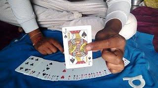 हिंदी great Magic trick Revealed: in Hindi ताश का आसान जादू सीखें