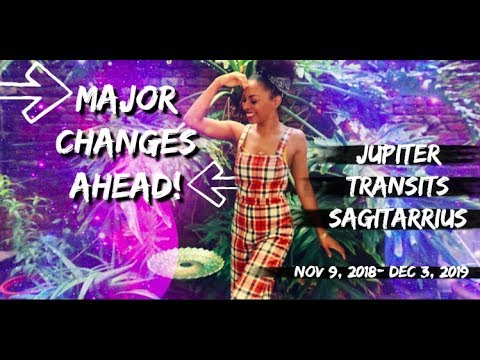 MAJOR SHIFTS 🌪🔥✨-THE GOOD & THE UGLY 🔥🌪✨WHAT TO EXPECT FOR ALL SIGNS - JUPITER TRANSITS SAGITTARIUS