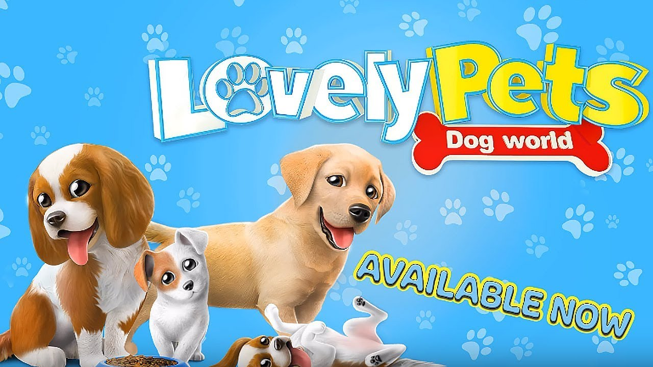 Lovely Pets Dog Town - Android Gameplay - YouTube
