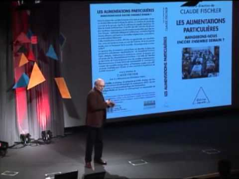 The anthropology of food: Claude Fischler at TEDxParisUniversités