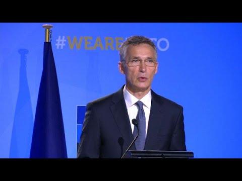 NATO reafirma apoio a Geórgia e Ucrânia na cimeira de Bruxelas