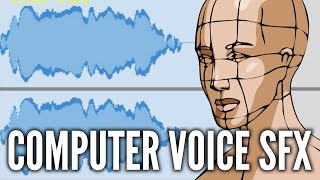 Computer Voice Effect Audacity Tutorial