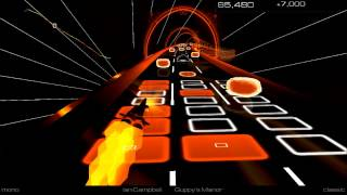 Audiosurf 2: Bleed OST Ian Campbell-Guppy