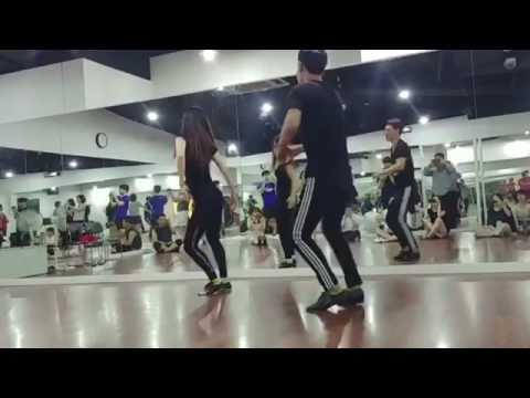 Jay K & Lucy - Salsa Workshop - 제이케이&루시 살사 강습 20170802