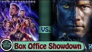 Avengers: Endgame could pass Avatar's Box Office