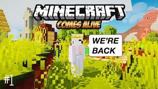 Minecraft Gameplay Roots Full Playli — Mailstump