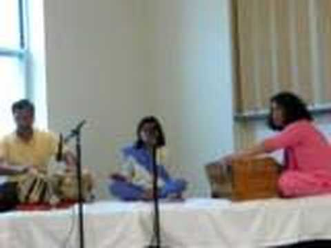 Soukhya's song Jay Sharade Wagishwari
