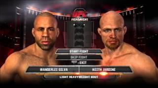 UFC Ultimate Fight Night on UFC Undisputed 2010 1: Mir vs. Nogueria