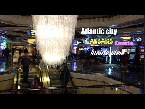 Caesars, Atlantic City (Casino) Inside View And ||  New Year 2020 Celebrations
