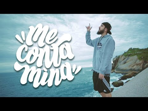Mussoumano - contaminates Me (Lyric Video) Prod. Zano Beats