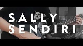 Gambar cover Peterpan   Sally Sendiri (Instrumental Remake) Detail Guitar Part / Karaoke + Lyrics