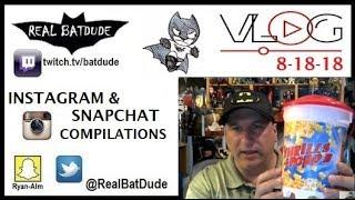 Vlog 8-18-18 Real BatDude Vlogs - by the Real BatDude Channel