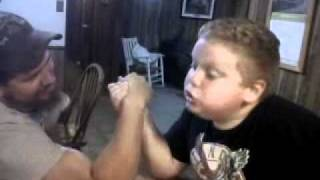 jackson arm wrestling.3GP
