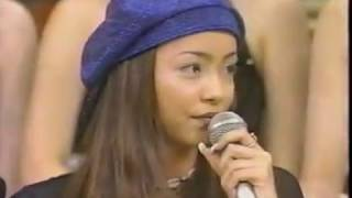 BREAK OUT (相川七瀬) covered by 安室奈美恵 on 夜もヒッパレ.