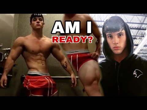 FULL PHYSIQUE UPDATE | APE ATHL. HAUL *Try It On w/ Derek*