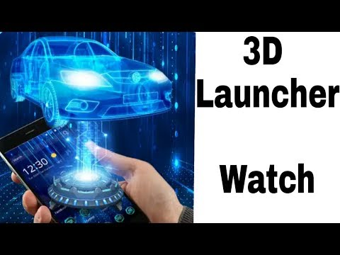 3D Launcher | Top 3 Best Launchers For Android 2018 | By Tech Ncok