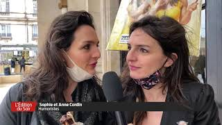 2 Comédiennes en colère : Les Jumelles sur TV7 , Pour un retour à la vie !