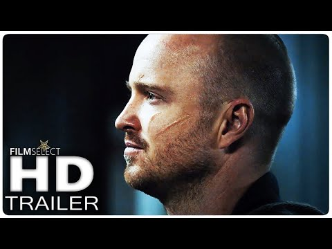 EL CAMINO: A BREAKING BAD MOVIE Final Trailer (2019)
