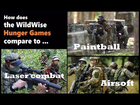 Comparing The Hunger Games With Other Games
