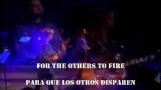 Masters of War - Pearl Jam Subtitulado
