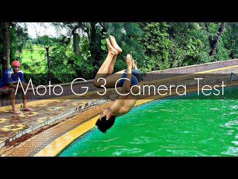 Moto G 3 [3rd Gen.] Camera Review / Video Test | Ur IndianConsumer