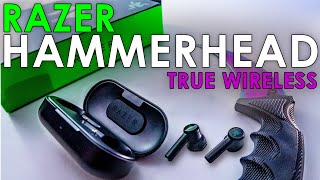 Razer Hammerhead True Wireless Unboxing