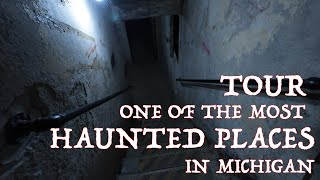 Search for the supernatural at abandoned Detroit police station