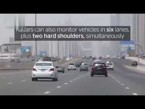 Dubai is getting new smart radars, Here's how they work